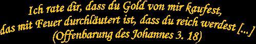 König Salomo, die Königin von Saba und 666 Talente Rheines GOLD